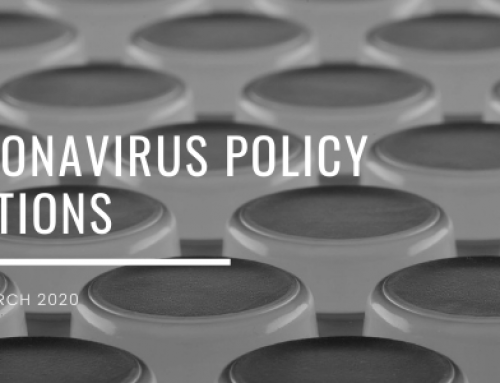 Our Coronavirus Policy and Operations – Last updated: 16 March 2020