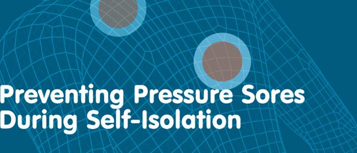 Self Isolation Pressure Sore Prevention