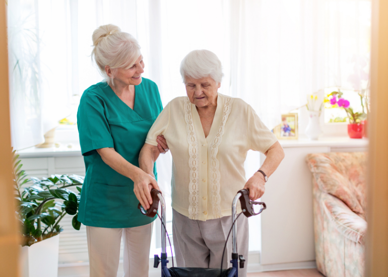 NICE advice for Care Homes on Pressure Ulcers