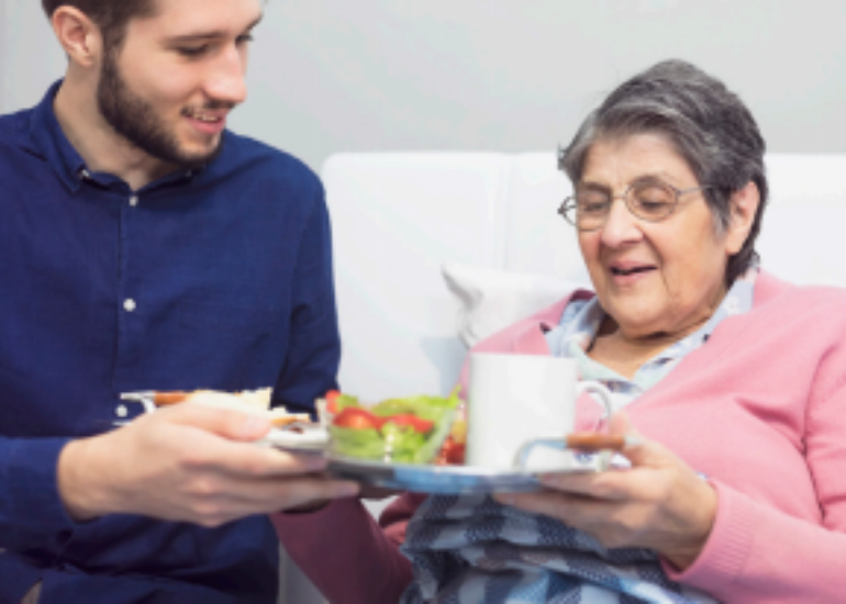 Nutritional advice for people with pressure ulcers