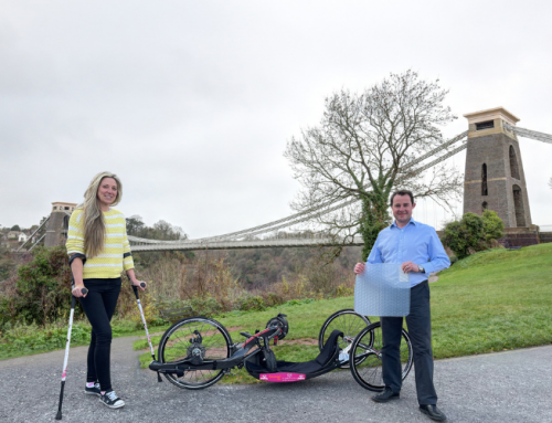 We Launch Into the Exciting World of Parasports