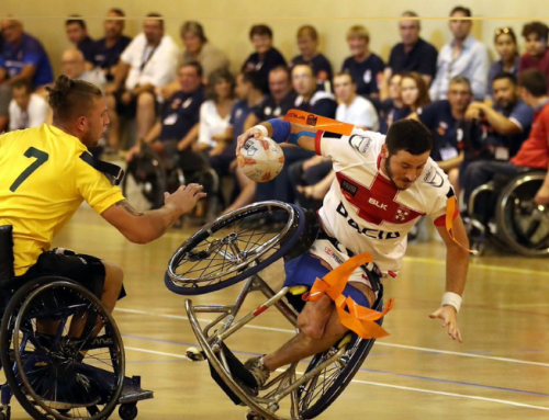 Countdown to the Wheelchair Rugby League World Cup Begins!