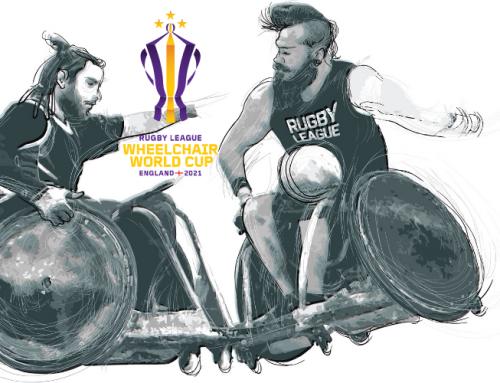 Rugby League Wheelchair World Cup 2021 Announced!